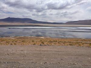 Les lagunes du nord du Chili