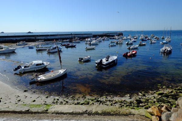 un joli port breton