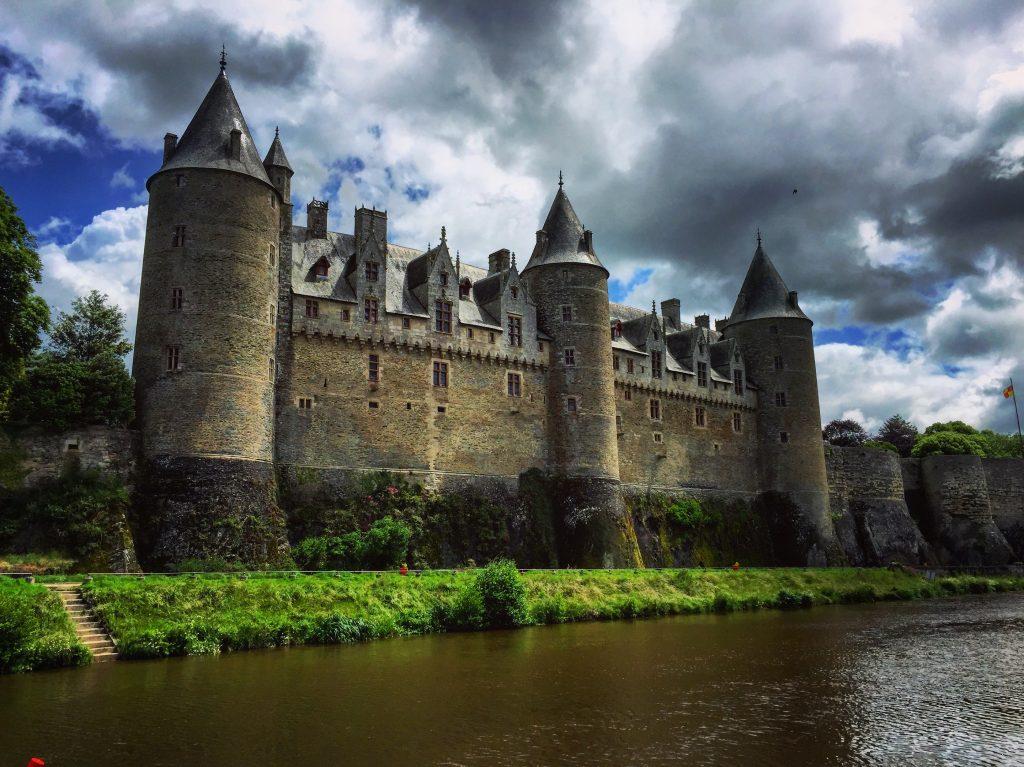 Le château de Josselin, l'un des plus beaux châteaux de Bretagne