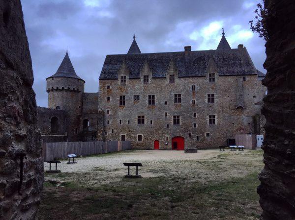 Le magnifique château de Suscinio dans le Morbihan