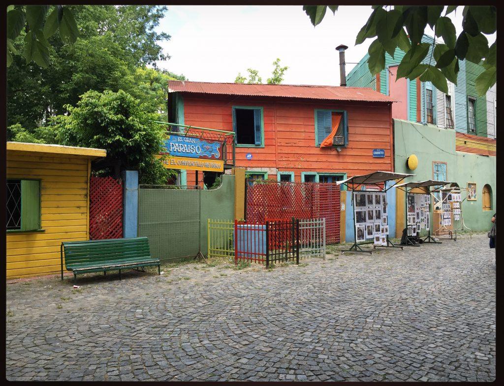 La Boca, le quartier le plus coloré de Buenos Aires