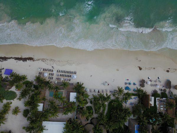 Tulum l'un des plus beaux endroits du Yucatan