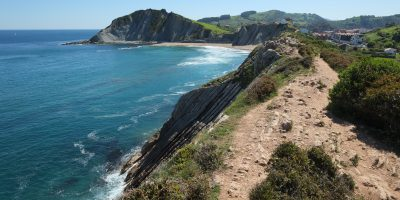 Zumaya la perle du pays basque espagnol