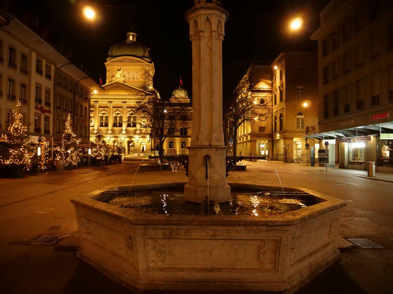 Berne l'une des plus grandes villes de Suisse