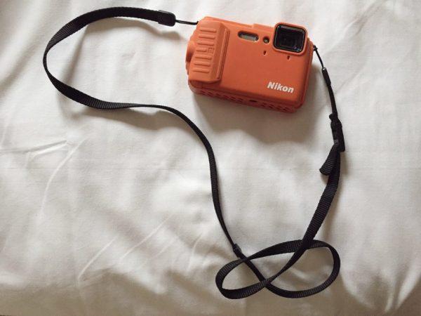 Nikonos numérique, anti choc, étanche et résistant au sable