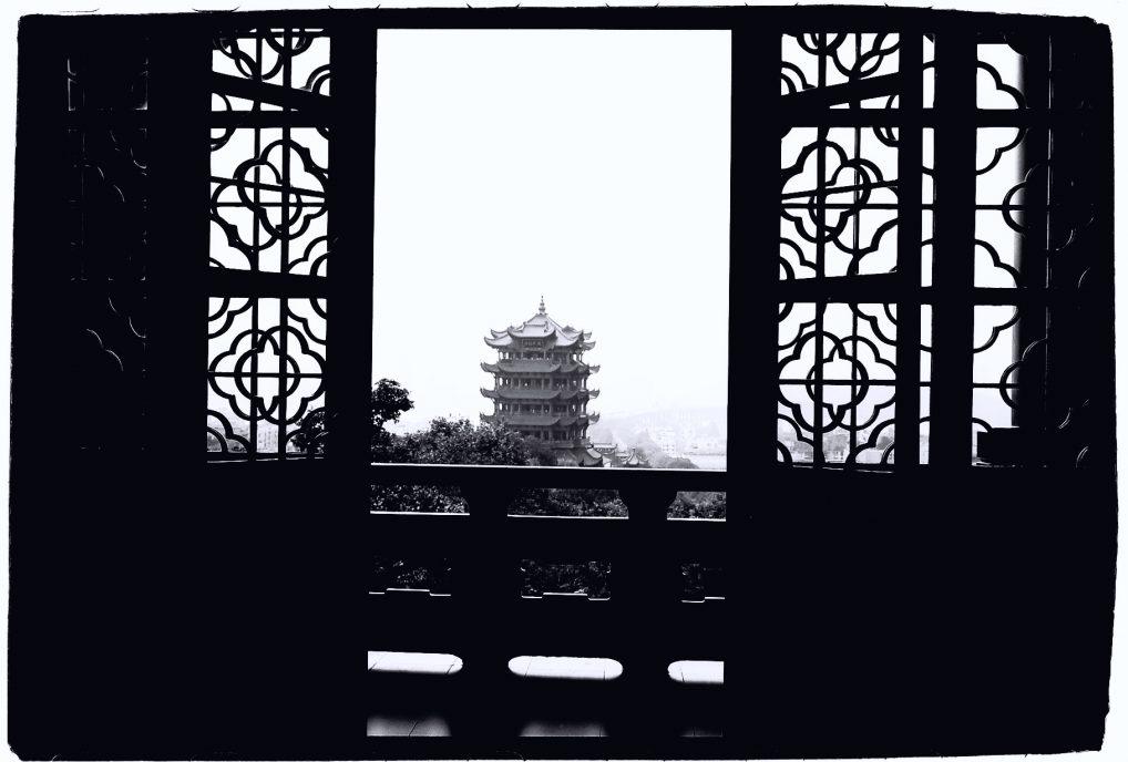 La Tour de la Grue Jaune en Chine