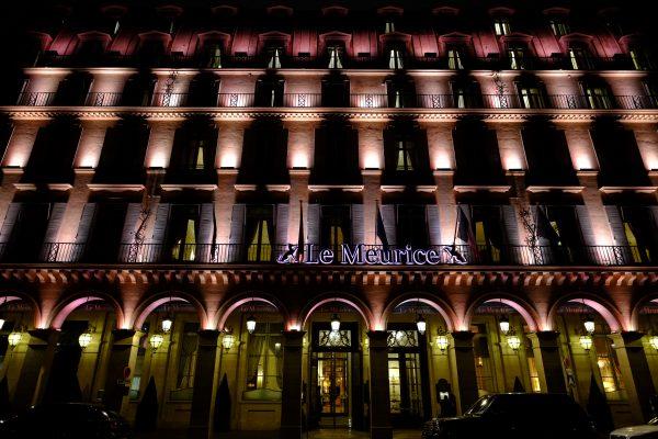 Le Meurice l'un des meilleurs hôtels de luxe à Paris