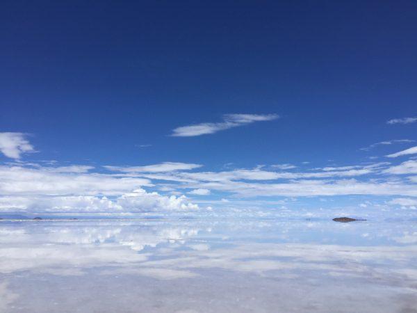 L'un des plus beaux endroits du monde, le salar d'Uyuni en Bolivie