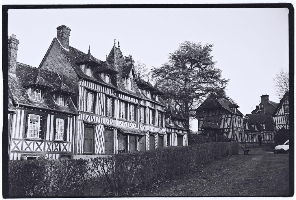 Lyons la Forêt dans l'Eure