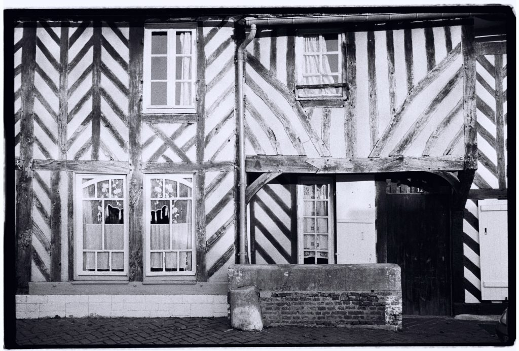Une maison à Beuvron en Auge l'un des plus beaux villages de France