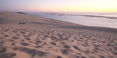 3 kilomètres de long, 110 mètres de haut c'est la dune du Pyla