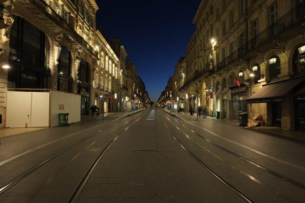 Bordeaux, c'est beau une ville la nuit