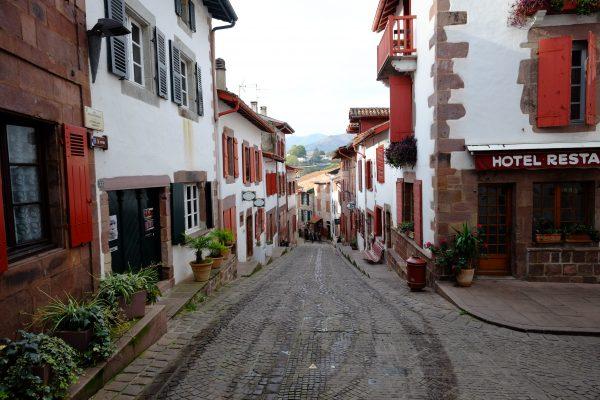 l'un des plus beaux villages du pays basque