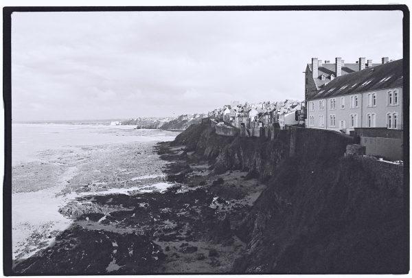 Granville une ville attachante du Cotentin accrochée à la falaise