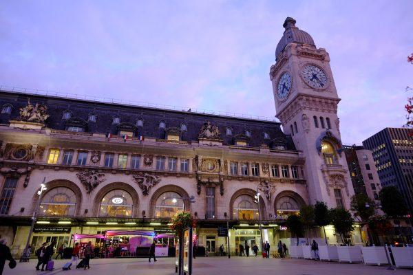 L'une des plus belles gares de Paris