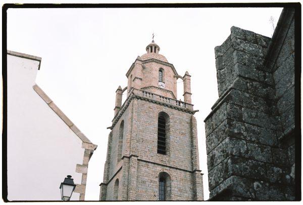 La tour de Batz sur mer est le point le plus haut de la région
