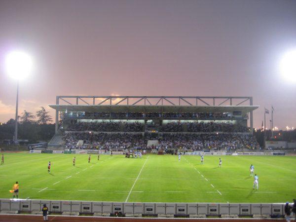 le mythique stade de Bayonne