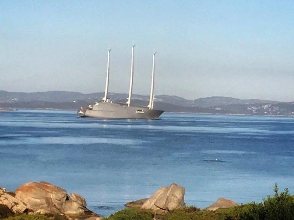 Le Sailing A en Sardainge