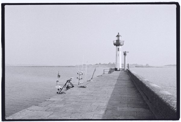 Le phare de Saint-Vaast la Hougue