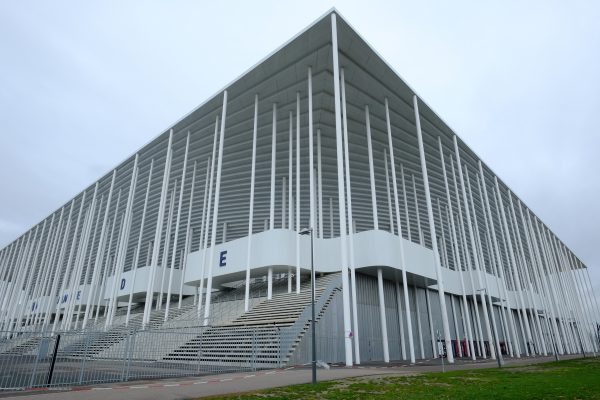 Le stade Atlantique de Bordeaux, l'un des plus grands de France