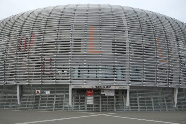 Le stade de Lille, une architecture intéressante