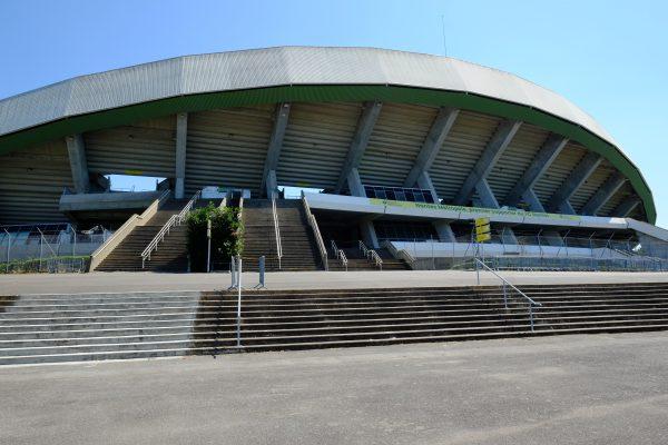 Le stade du FC Nantes