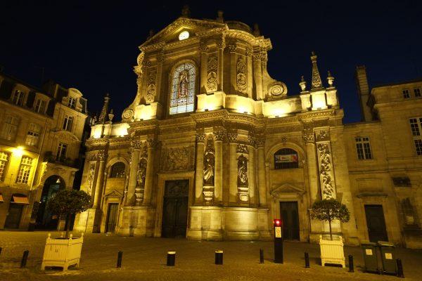 Notre Dame de Bordeaux, la plus belle église de la ville