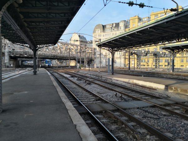 Une ambiance très parisienne sur les quais parisiens