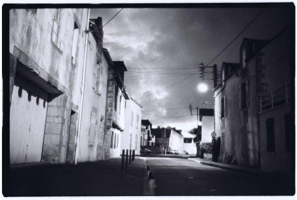 Une des petites rues du Croisic