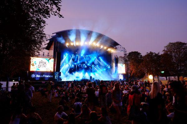 Vive la musique et vive le rock, rock en Seine 2017