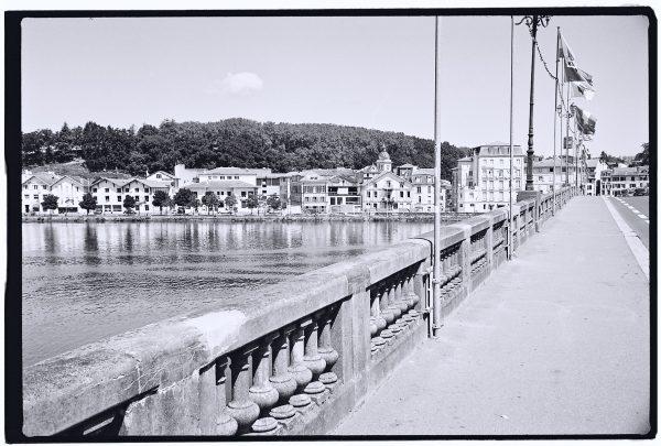 Fantastique pont Saint-Esprit de Bayonne