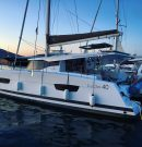 Le test du très séduisant catamaran Lucia 40