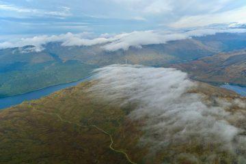 Les montagnes des Highlands