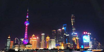 Shangaî la plus grande ville du monde
