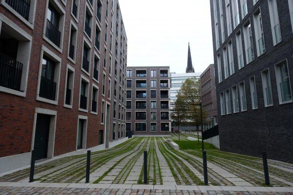 Découvrir Hambourg, dans le quartier de l'église de Saint-Nicolas