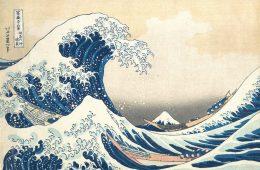 Hokusai, la grande vague