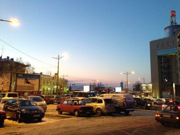 L'austérite et le charme désuet des Balkans. Belgrade, Serbie hiver 2015