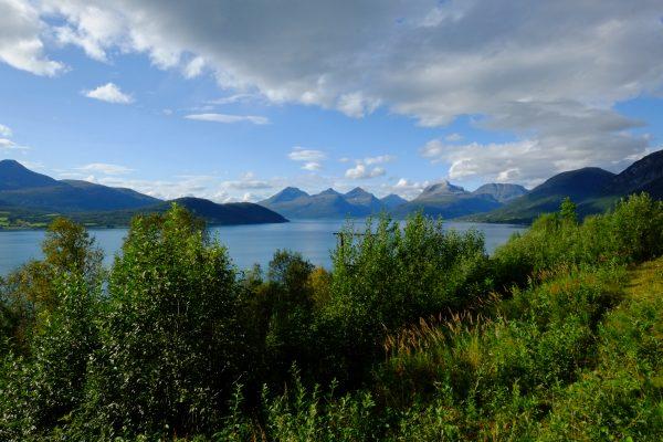 L'île de Senja en Norvège