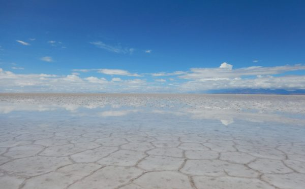 Le Salar d'Uyuni dans l'un des plus beaux pays du monde