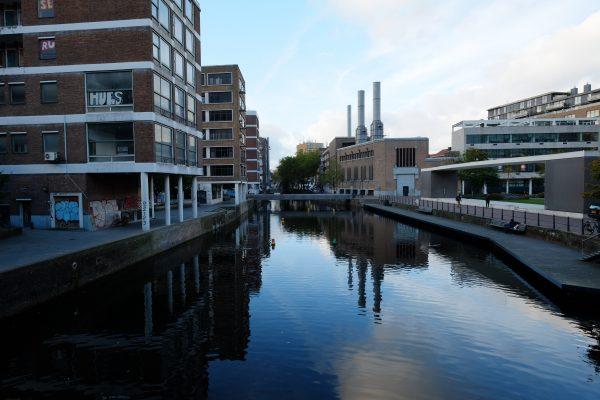Rotterdam, l'une des plus grandes villes des Pays Bas