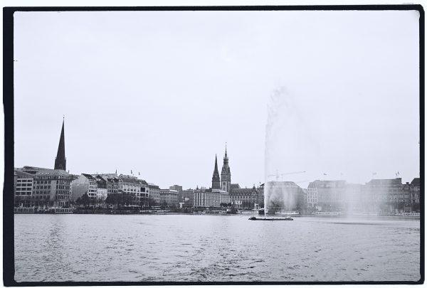 Binen-Alster, Hambourg
