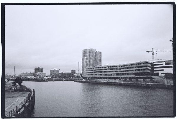 Hafencity, le nouveau quartier en devenir qui remplacera les friches industrielles d'Hambourg