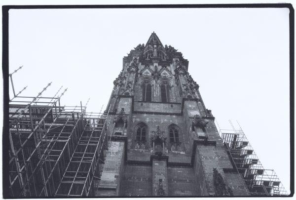 L'église Saint-Nicolas à Hambourg mémorial pour la paix