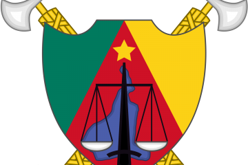 l'emblème du Cameroun