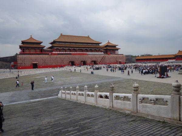 La Cité Intedite à Pékin, l'une des plus belles villes du monde