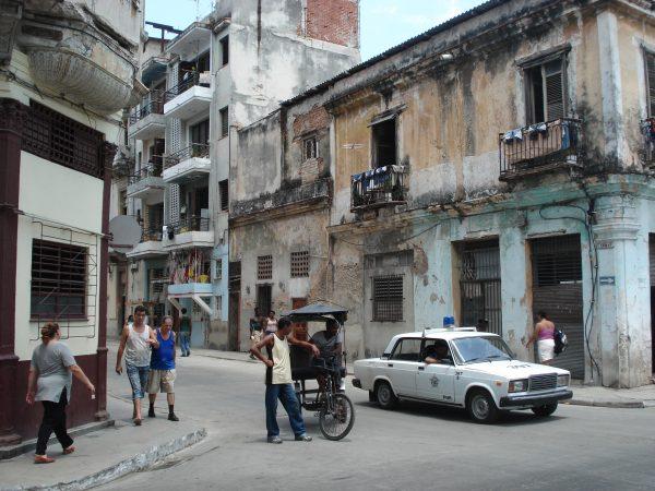 La Havane une ville cubaine qui semble être figée dans le temps