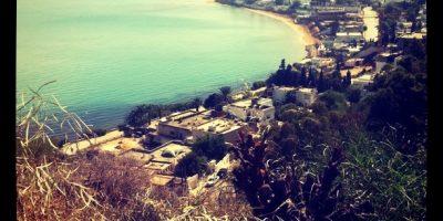 La Marsa en Tunisie, une vue dont je ne me lasserai jamais