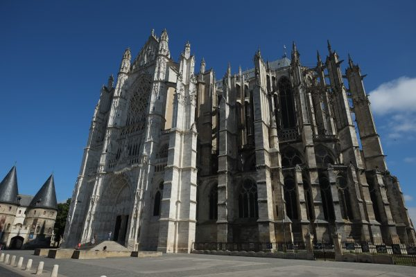 La cathédrale de Beauvais, cousine de Notre Dame de Paris