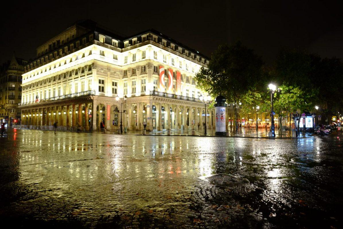 Paris Ville Lumi Ef Bf Bdre Siecle