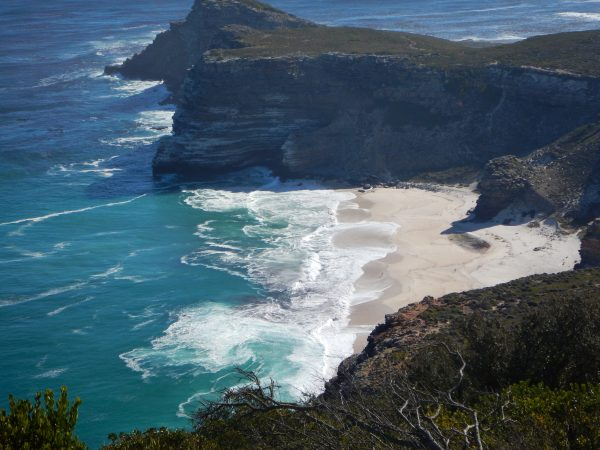 Le Cap de Bonne Espérance en Afrique du Sud